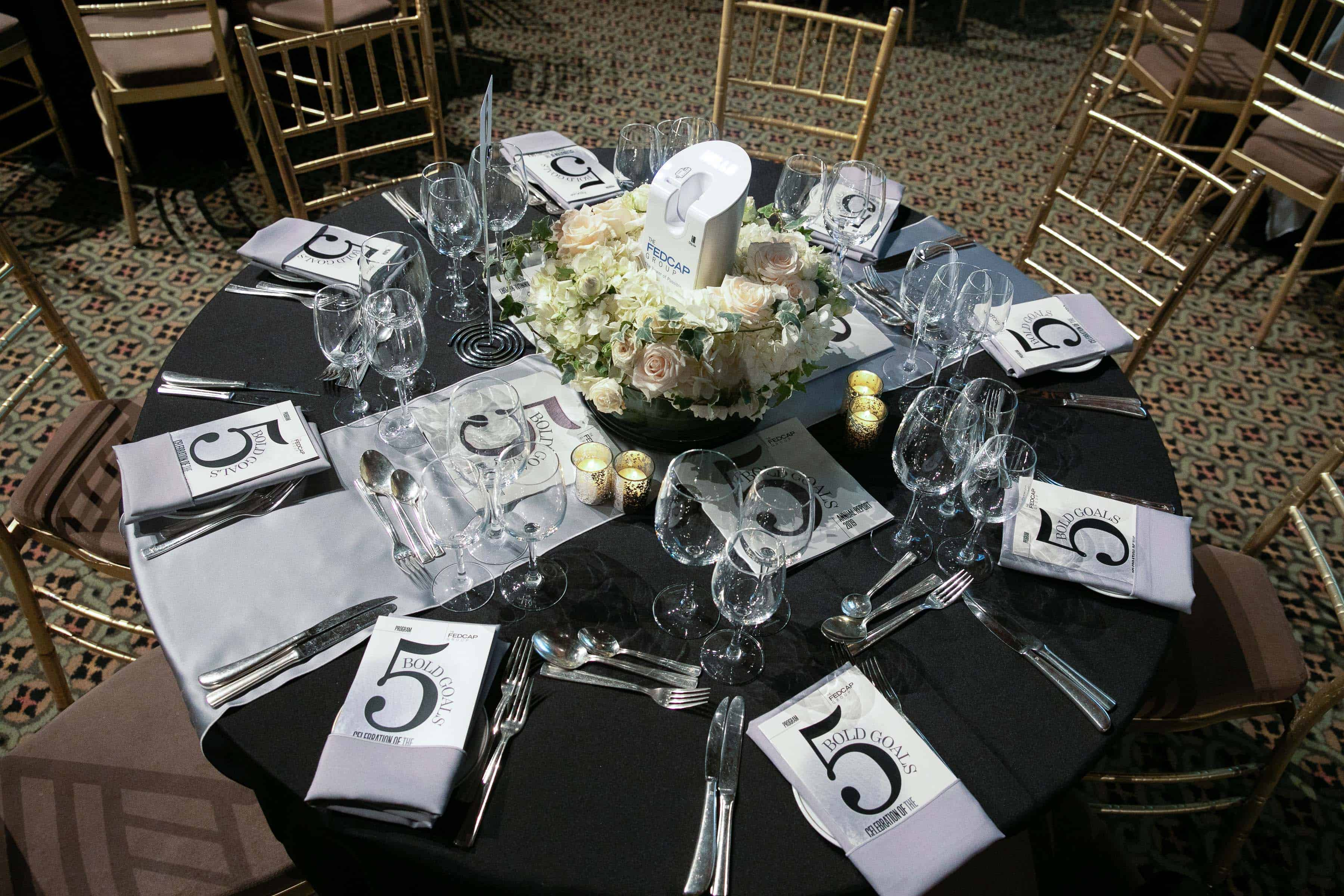 02 - Table Setting