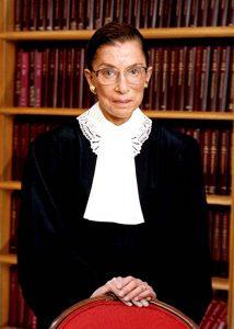 Justice Ruth Bader Ginsburg (1933-1920)